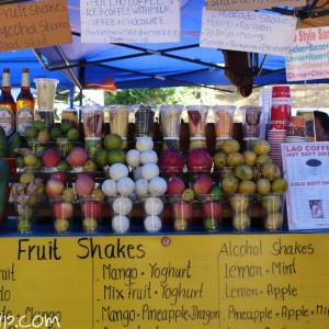 フルーツジュースが安い