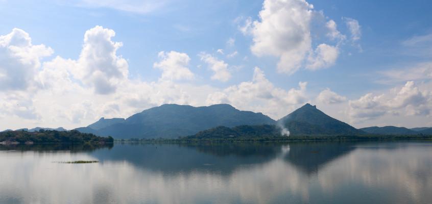 森と湖に溶けこむホテル ヘリタンス・カンダラマ スリランカ旅行記1