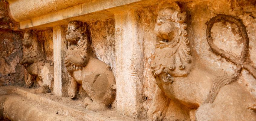 古代都市ポロンナルワ スリランカ旅行記4
